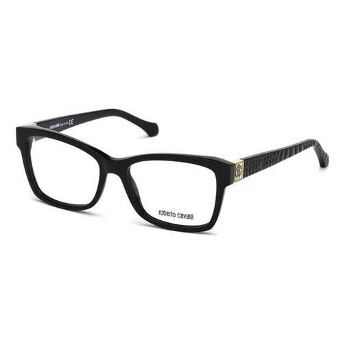 Okulary korekcyjne, Okulary Korekcyjne Roberto Cavalli RC 755 ALIMATHA 001