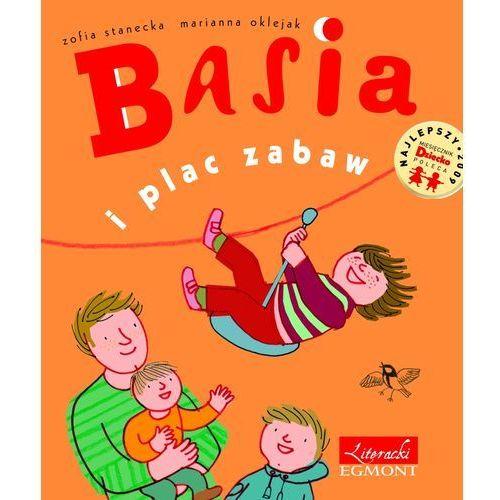 Książki dla dzieci, BASIA I PLAC ZABAW TW (opr. twarda)