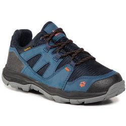 Trekkingi JACK WOLFSKIN - Mtn Attack 3 Texapore Low K 4034091 S Dark Blue/Orange