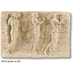 Dekor Antyczny Trawertynowy MUSICANTI 94x61 cm