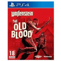 Gry na PS4, Wolfenstein The Old Blood (PS4)