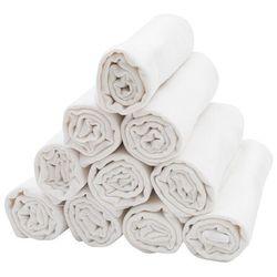 New Baby Pieluchy bawełniane Premium, 70 x 80 cm, zestaw 10 szt.
