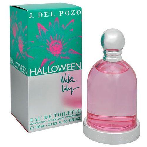 Wody toaletowe damskie, Jesus Del Pozo Halloween Water Lily, 100ml woda toaletowa