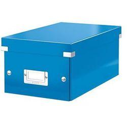 Pudło na CD Leitz Wow 6042-36 niebieskie