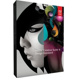 Adobe Creative Suite 6 Design Standard PL Win/Mac - dla instytucji EDU