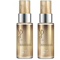 Wella SP Luxe Oil | Zestaw: elixir pielęgnujący do włosów 2x30ml