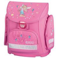 Tornistry i plecaki szkolne, Tornister plecak szkol Midi Flower Fairy HERLITZ - Flower Fairy