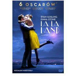 La La Land (DVD) + Książka