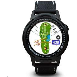 GOLFBUDDY zegarek, dalmierz golfowy GPS Aim W10 z kolorowym wyświetlaczem