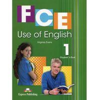 Książki do nauki języka, FCE Use of English 1 SB New Revised (opr. miękka)