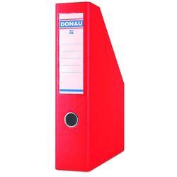 Pojemnik na dokumenty PP A4/75mm czerwony 3949001PL-04 - .