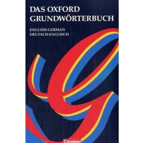 Pozostałe książki, Das Oxford Grundwörterbuch, English-German, Deutsch-Englisch