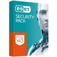 Oprogramowanie antywirusowe, ESET Security Pack Serial 3+3U - Przedłużenie 12M
