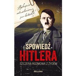 Spowiedź Hitlera (opr. miękka)