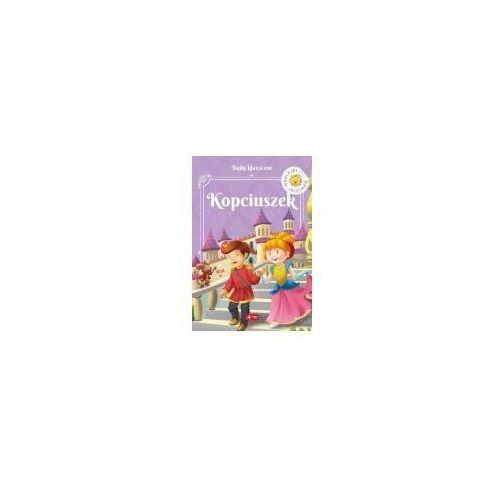 Książki dla dzieci, Kopciuszek (opr. miękka)