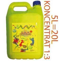 Koncentrat płynu do baniek mydlanych TUBAN - (5l-20l)