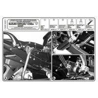 Stelaże motocyklowe, Kappa KL539 Stelaż Boczny Gsf 650 Bandit / Bandit S (07-08)