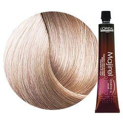 Loreal Majirel | Trwała farba do włosów - kolor 9.12 bardzo jasny blond popielato-opalizujący 50ml