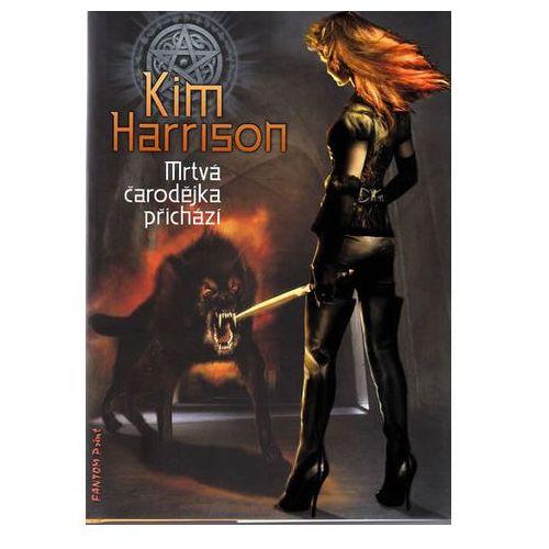 Pozostałe książki, Mrtvá čarodějka přichází Kim Harrison