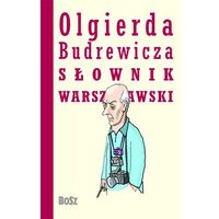 Albumy, Olgierda Budrewicza słownik warszawski (opr. twarda)