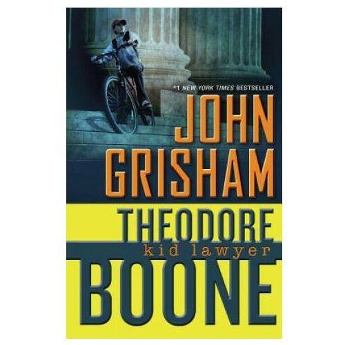 Książki dla dzieci, Theodore Boone (opr. twarda)