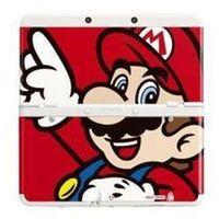 Akcesoria Nintendo 3DS, Nakładka NINTENDO na konsolę NEW 3DS (Mario)