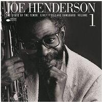 Pozostała muzyka rozrywkowa, STATE OF THE TENOR - LIVE AT THE VILLAGE VANGUARD VOL.1 - Joe Henderson (Płyta winylowa)