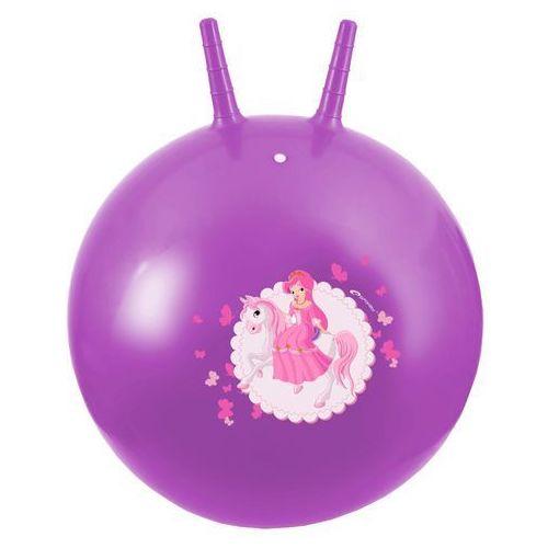 Piłki dla dzieci, Spokey PRINCESS - Piłka skacząca, 60 cm