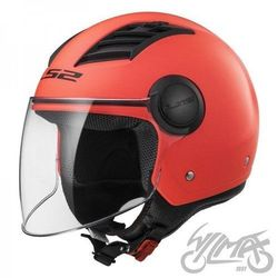 KASK LS2 OF562 AIRFLOW MATT ORANGE II gat