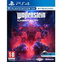 Gry na PS4, VR Wolfenstein Cyberpilot (PS4)