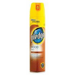 Pronto/pledge przeciw kurzowi 250ml brązowy wood