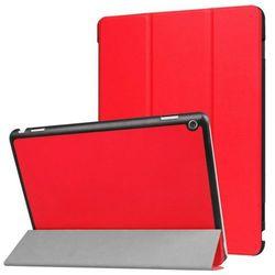 Etui Slim Case Huawei MediaPad M3 10 Lite Czerwone