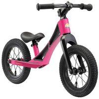 """Rowerki biegowe, Rowerek biegowy 12"""" BIKE STAR GERMANY BMX magnezowa rama superlight różowy"""