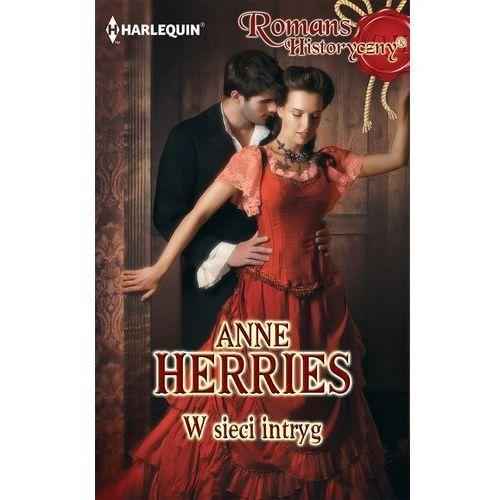 E-booki, W sieci intryg - Anne Herries