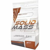Gainery, TREC Solid Mass - 5800g - Vanilla