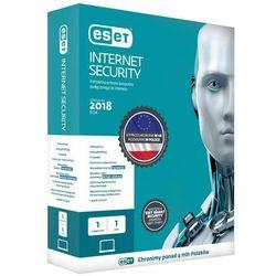 Program ESET Internet Security (1 stan. 12 mies.) Przedłużenie licencji