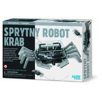 Roboty dla dzieci, Sprytny robot krab