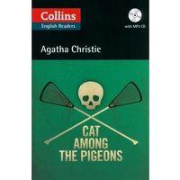 Literatura młodzieżowa, Cat Among the Pigeons (+CD) (opr. miękka)