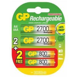 Akumulatorki GP 270AA/80AAAHC-UC4
