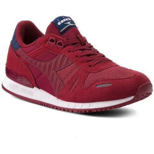 Męskie obuwie sportowe, Sneakersy DIADORA - Titan II 501.158623 01 C7110 Tibetan Red/Estate Blue