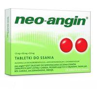 Leki na gardło, NEO-ANGIN x 24 tabletki do ssania