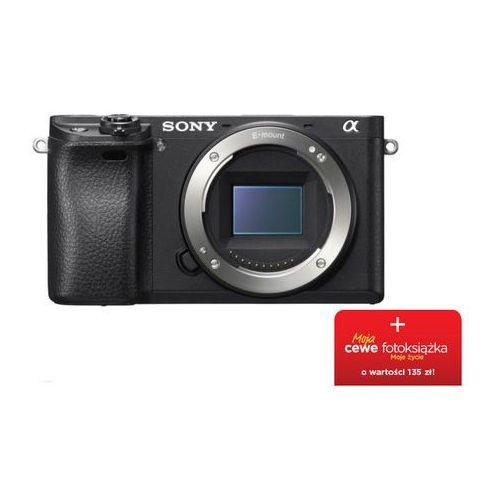 Aparaty kompaktowe, Sony Alpha A6300