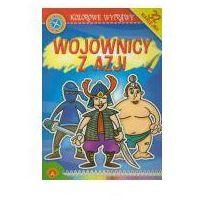 Książki dla dzieci, KOLOROWE WYPRAWY WOJOWNICY Z AZJI (opr. miękka)