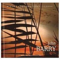 Muzyka filmowa, Wielcy Kompozytorzy Filmowi. Tom 14. John Barry (książka + CD) - Różni Wykonawcy (Płyta CD)