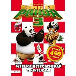 Dream Works. Kung Fu Panda 3. Wielka Księga zadań (opr. miękka)