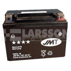 Akumulator żelowy JMT YB4L-B (CB4L-B) 1100288 Aprilia RX 50, Motorhispania RX 50