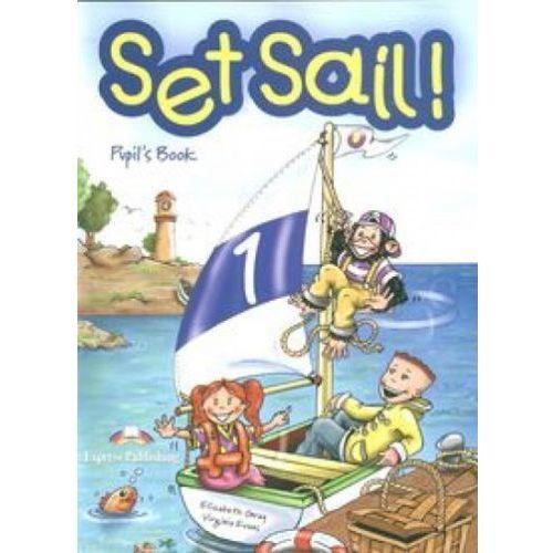 Książki do nauki języka, Set Sail 1 Pupil`s Book + Story Book (opr. miękka)