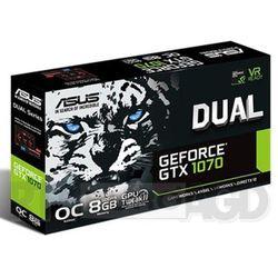 ASUS GTX 1070 Dual OC 8GB GDDR5