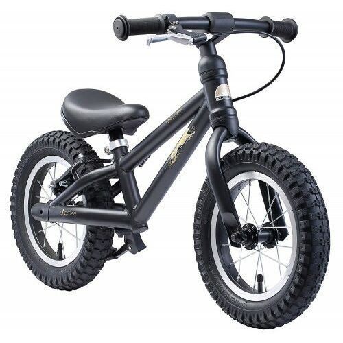 """Rowerki biegowe, rowerek biegowy MTB 12"""" BIKE STAR GERMANY czarny"""