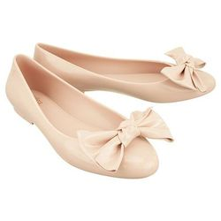 MELISSA 32313 DOLL FEM II AD 01276 light pink, baleriny damskie